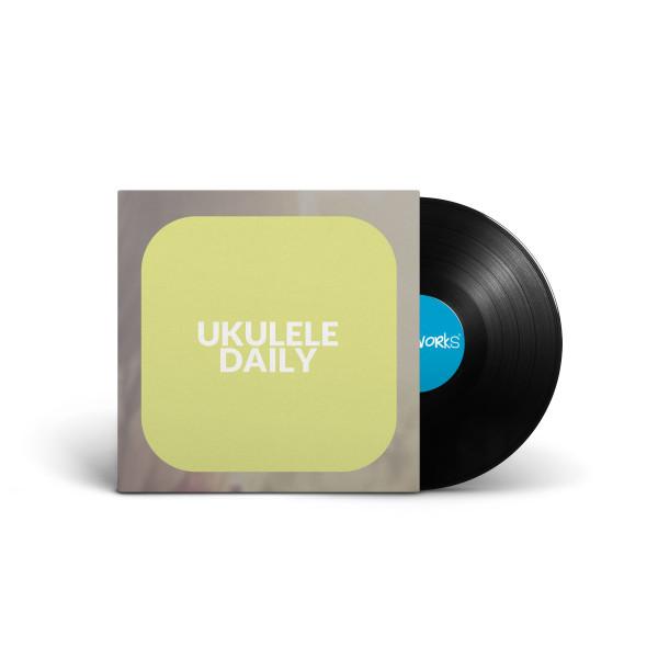 Ukulele daily corporate motivational royalty free audio track