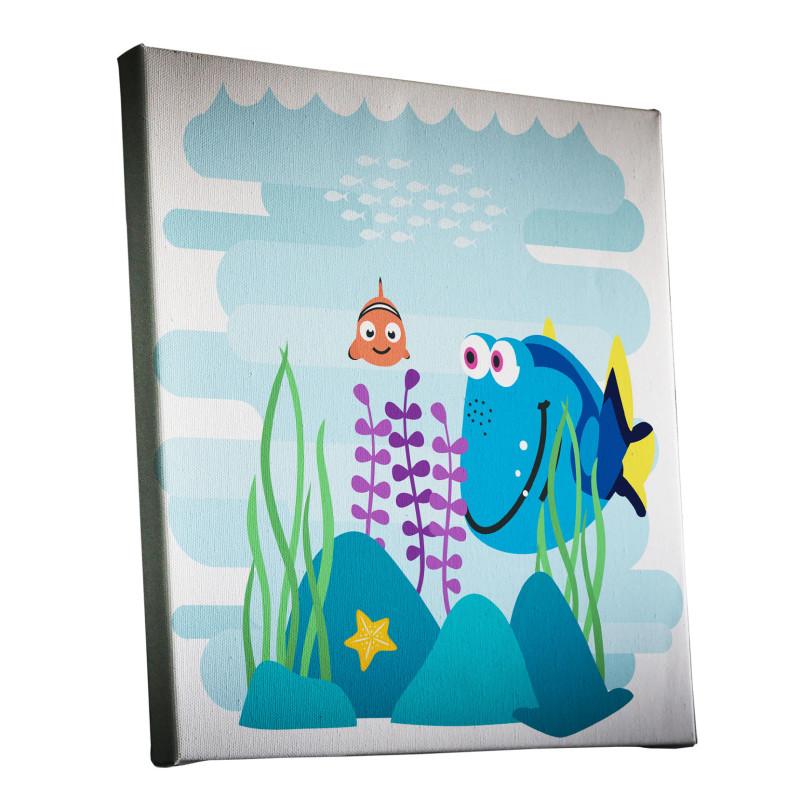Finding Dory Nemo Underwater Canvas